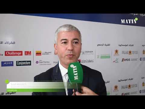 Video : Déclaration de Said Mataich,  Maroc PME