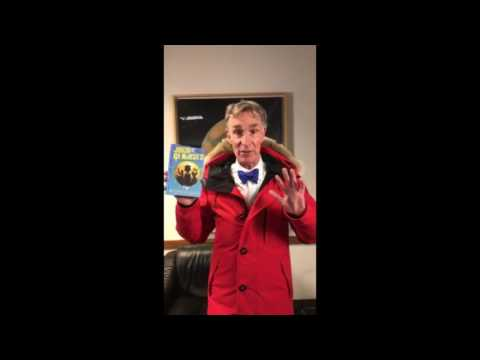 Bill Nye the Science Guy Introduces JACK AND THE GENIUSES