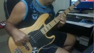 Infinitamente mais - Fernandinho // Bass cover // video aula baixo