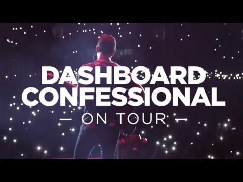 Dashboard Confessional Tour 2017 | House of Blues