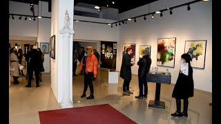 La galerie d'art Living4Art inaugure l'Exposition Collective « Reflet »