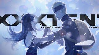 XXXTENTACION - I Don't Wanna Do This Anymore (Naruto Amv)