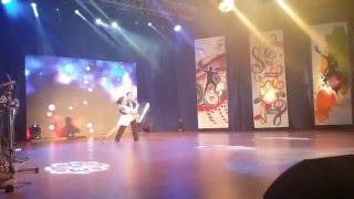 DanSing Junior-9th live-Stathis & Annita