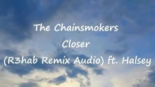 The Chainsmokers - Closer (R3hab Remix Audio) ft. Halsey -Guitar Cover