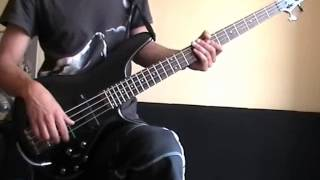 Smak Crna Dama bass cover