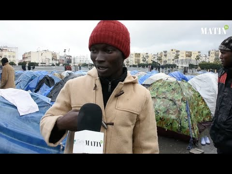 Video : Migrants subsahariens : Au cœur du quartier Oulad Ziane