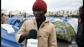 Migrants subsahariens : Au cœur du quartier Oulad Ziane