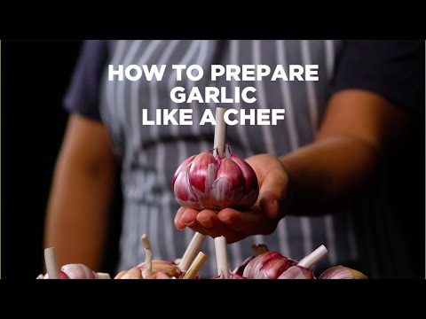 How To Cook Garlic Like A Chef