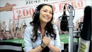 Andra - Cuvantul si omenia (Live la Radio ZU)