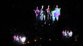 COLDPLAY -SPEED OF SOUND LIVE IN ATL  GA