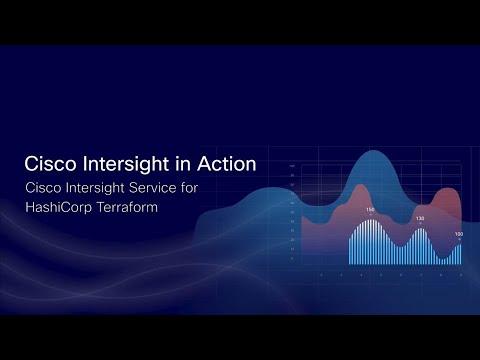 Intersight Service for Terraform Demo Video