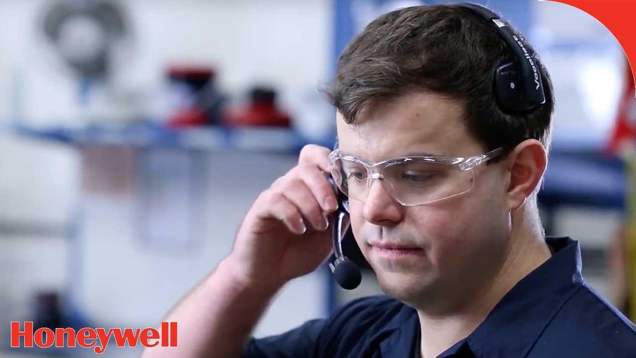 Vocollect Voice: Aerospace Inspections