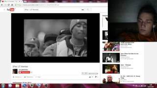 2Pac – Lil' Homies reaction