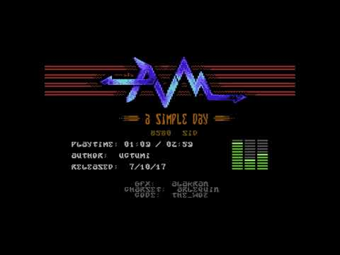 Uctumi - A simple day (C64 SID)