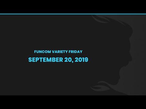 Funcom Variety Friday - Shenanigans in Secret World Legends
