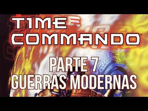 Time Commando (1996) - PC - Fase 7 Guerras Modernas