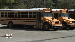 Mom: Bus driver told student same-sex family going to hell width=