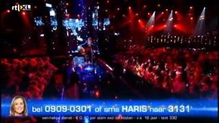 Haris - I won't give up - Dutch xfactor