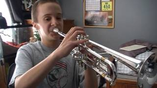 Carry On My Wayward Son-Trumpet Cover (100 Subscribers!)