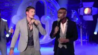 Blue - I can (Paul O'Grady live 29.04.2011)