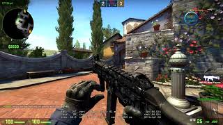 "Counter-Strike: Global Offensive- ""Ace Ump Clutch On Inferno""