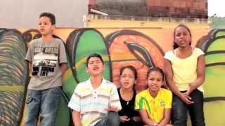 ESTRONDO OFICHINA Hip Hop Heliópolis 2014 - U-China + Xuvisco no CCA Pam