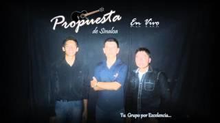 A Medias de la Noche (En Vivo) - Propuesta de Sinaloa