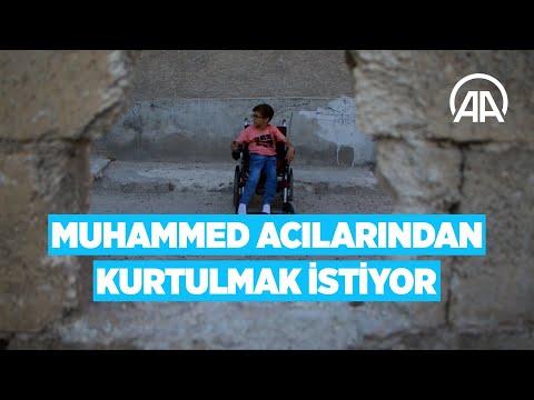 Muhammed geçirdiği krizlerden kurtulmak için tedavi olmayı bekliyor