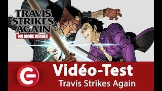 Vidéo-Test : [Vidéo Test] Travis Strikes Again : No More Heroes - Nintendo Switch