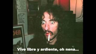 Pentagram - Live free and burn (sub-español)