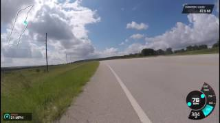 2016 Texas State Championship - An Untimely Flat