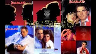 SCARLATA 1984  adios amor