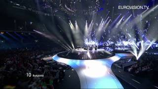 Poli Genova - Na Inat (Bulgaria) - Live - 2011 Eurovision Song Contest 2nd Semi Final