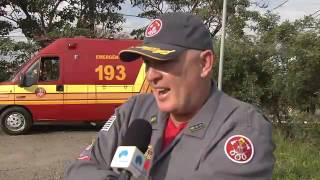 Câmara Notícia : Bombeiros Ouro Verde e Campo Grande 06/09/2016