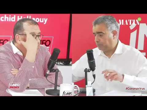Video : L'Info en Face avec Redouane Semlali et Said Afif