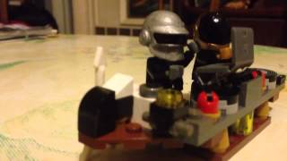 Lego Daft Punk ( Robot Rock )