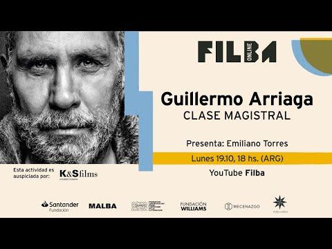 Vidéo de Guillermo Arriaga