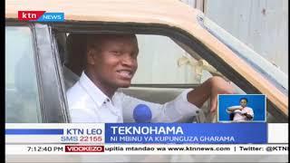 Mkenya azindua gari linalotumia miale ya jua | TEKNOHAMA