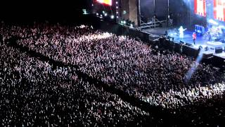 Red Hot Chili Peppers - Cant Stop Live In Argentina 18/9/2011 [HD720p] BEST CROWD EVER