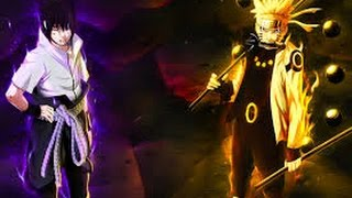 Naruto & Sasuke VS Madara AMV Heros come back
