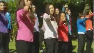European Choir Video Award - VoxLaci Youth Choir - Footloose