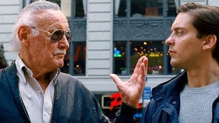 """I Guess One Person Can Make A Difference"" - Stan Lee Cameo - Spider-Man 3 (2007) Movie CLIP HD"