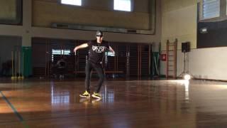 Jeremih - Birthday Sex ( Andrew Luce Remix ) DANCE VIDEO Choreography by Martin Sorgo
