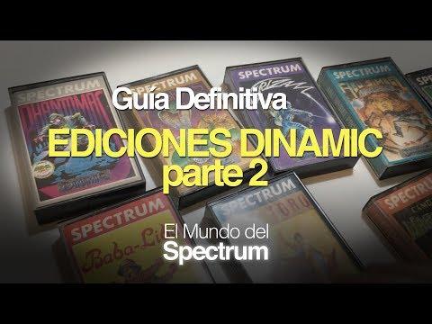 Guía Definitiva Ediciones DINAMIC parte 2