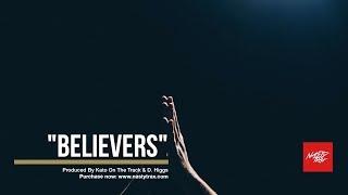 """Believers"" - Joyner Lucas x Chris Brown Type Beat - Trap R&B Instrumental"