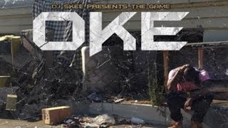 Game - Pour Up (Remix) ft. Clyde Carson & Jeezy [OKE]