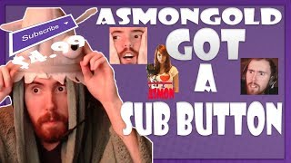 Asmongold Finally Gets A Sub Button