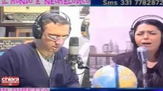 "Nancy - ""A Cartulina 'e Napule"" Live"