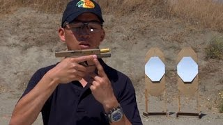 Rules for Safe Firearm Handling - Handgun 101 with Top Shot Chris Cheng