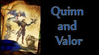 League of Legends- Quinn and Valor Champion Spotlight! *Sneak Peak*